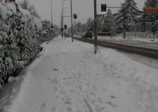 Emergenza neve. E' ancora allerta: in arrivo neve friabile che si accumula facilmente
