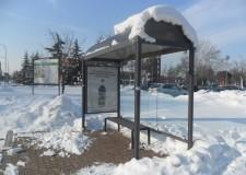 Mezzi in azione per rimuovere la neve, sale e lavoro a Ravenna
