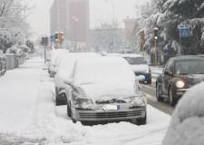 Neve. Situazione in peggioramento. A Ravenna scuole e asili nido chiusi anche lunedì