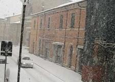 Emergenza neve a Cesena. Scuole chiuse fino a giovedì 9 febbraio