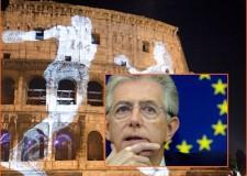 Roma 2020, un lusso troppo caro.Il no di Monti e la delusione di Petrucci.