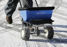 Tanta neve e tanto ghiaccio? Tanto sale! 4oo tonnellate sulle strade di Rimini