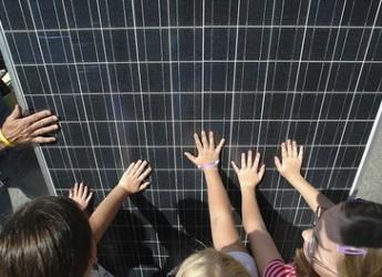 Entro l'estate, in attività 11 impianti fotovoltaici nelle scuole riminesi.