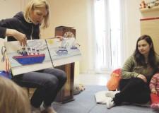 Lingua inglese ai bambini dell'asilo nido. Apre il nido bilingue Tick Tack Kids