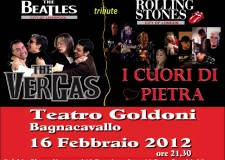 Beatles & Rolling Stones. Trilogy Music Tribute con i 'Vergas' e 'I cuori di Pietra'