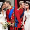William e Kate presto..Ken e Barbie!