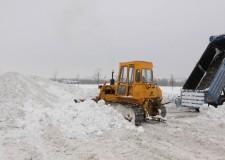 Neve a Cesena: 'The day after', un metro in pianura, quasi tre nelle colline