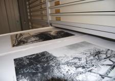 Con l'acquaforte dell'artista Ermes Bajoni, il Gabinetto delle Stampe è a quota 10 mila