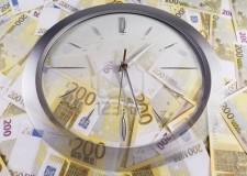 La BCE finanzia le banche al tasso dell'1%. Ci salverà dalla crisi? Tutta una questione di tempo.