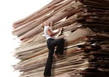 Meno burocrazia. Si snelliscono le pratiche per l'edilizia.