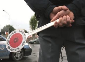 Santarcangelo. Polizia Municipale, con lo Scout Speed aumentano i controlli su velocità e regolarità di assicurazioni e revisioni.