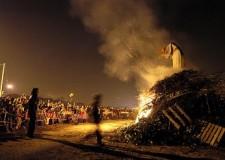 Rimini, domenica 18 non perdetevi la fogheraccia di San Giuseppe.