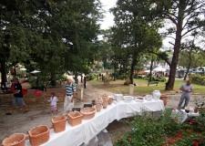 Giardino d'Autore, consuntivo. Oltre 10mila visitatori nel week-end, a Villa Lodi Fè.