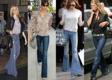 Jeans, tutta una questione di.. Zampa!