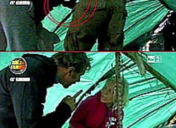 Isola famosi 9. L'aggressione di Antonella a Max: vera o presunta? Esce la Marini ma rientra Rubicondi.