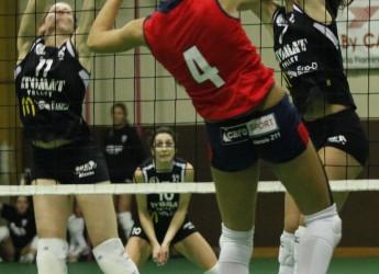 Pallavolo. Obiettivo Risarcimento VI  batte Greenline Viserba Volley.