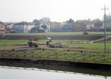 Consorzio Bonifica Romagna Occidentale. Lugo: un parco nell'area 'Brignani Vivo'.