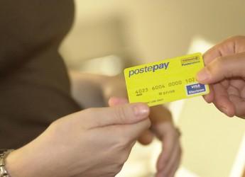 Postepay: 10 mila carte emesse nel 2011 nella provincia di Forlì-Cesena.