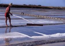 Cervia. Chi è il salinaro ? Colui che produce il sale più buono del mondo.