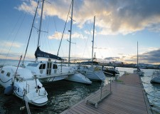 Econaut: applicazione di nuove tecnologie su un'imbarcazione di nuovo modello.