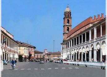 Faenza. Viabilità. In occasione di 'Paradiso in festa' modifiche in via Paradiso e nel piazzale davanti alla chiesa.
