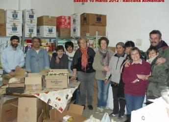 Solidarietà batte crisi. Raccolti oltre 62 quintali di generi alimentari a Cesena.