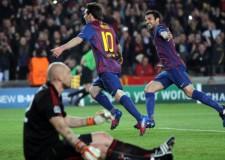 Barcellona 3 (  2 rigori) – Milan 1 ( 0 rigori) . Si entra anche così nel mito?