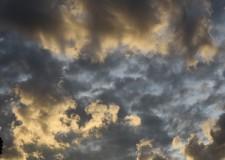 Il bambino che abitava sulle nuvole.