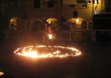 Festa del Falò a Rocca San Casciano: assegnato il titolo di Mangiafalò.