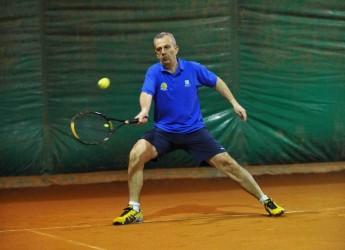 Piangipane.Tennis. Macina risultati il torneo nazionale di 4° categoria, maschile e femminile, organizzato dal Tennis Club Piangipane.