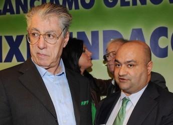 """Lega& Scandalo Fondi. I Pm: 'Qui ci sono soldi pubblici andati alla famiglia di Bossi'""""."""
