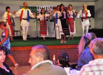 Cotignola. Torneo di calcio dei popoli organizzato da Avis e Aido.