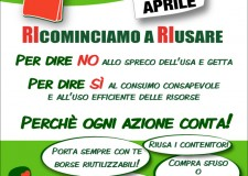 Porta la Sporta: la Settimana Nazionale 'contro l'uso e getta'.