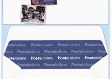 Ferrovia elettrica Rimini – San Marino. Busta postale per celebrare l'80° anniversario.