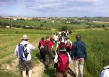 'A Passo d'Uomo' tra le valli del Conca e del Marano. Sui sentieri di Montescudo e Montecolombo.