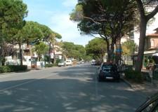 Cesenatico. Partita la manutenzione del Verde, in via Torino ( tratto viali Dei Mille – Manzoni).