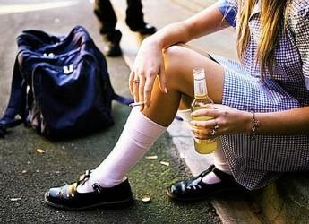 Bellaria Igea Marina. Per Halloween sei minori fermati con zaini colmi di alcolici e marijuana. Un segnalato in Prefettura.