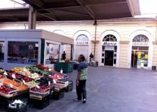 Forlì, il mercato ambulante rimane nel centro storico.