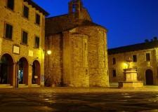 San Leo. Il primo agosto si celebra la solennità di San Leone, festa religiosa dedicata al Patrono della Diocesi di San Marino-Montefeltro e della Città.