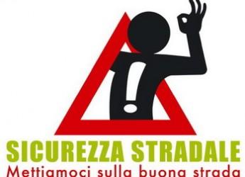 'Siamo tutti pedoni': sicurezza stradale a Rimini, alla scuola Rodari di Verucchio.
