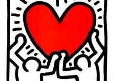 Keith Haring. Omaggio al graffitismo di frontiera, all'arte per tutti.