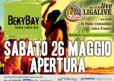 Bellaria Igea Marina. Arriva l'estate del Beky Bay, concerti da tutta Italia.