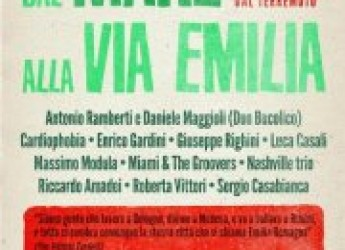 Emilia Romagna. Terremoto, concerto 'Dal Mare alla via Emilia': artisti riminesi per raccogliere fondi.