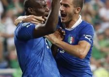 Europeo di calcio. Semifinali. Trionfo dell'Italia, il Paese del calcio dove 'suonano' ( anche) i mandolini.