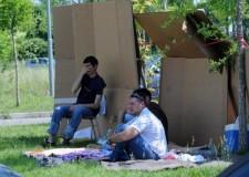 Emilia Romagna. Emergenza caldo nei luoghi del terremoto. Si spaccano le flebo.