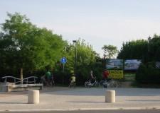 Emilia Romagna. Cesena: allarme, l'ingresso del 'Sentiero per la pace' invaso dalle auto.