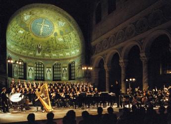 Emilia Romagna. 'Cherubini' e Chicago Children's Choir nella Basilica di Sant'Apollinare in Classe.