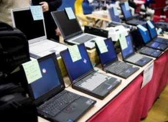 Emilia Romagna. ExpoElettronica a Cesena Fiera: tecnologia vecchia e nuova.