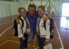 Emilia Romagna. Mondiali di nuoto Master. Sincronizzato: 580 atlete di 20 nazioni.