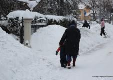 Bagno di Romagna. Di quanto promesso dopo il 'nevone', ancora nulla. Pericolo dissesto.
